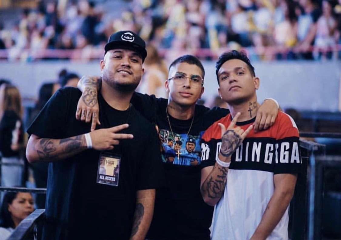 JuanJha, Maxiolly & Crissin.