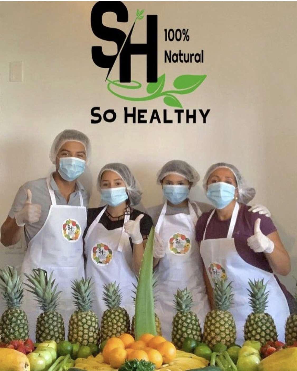 Familia So Healthy